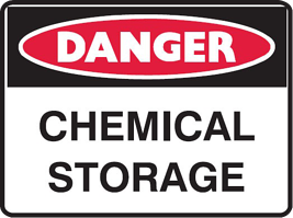 30L Cleaning Chemical Cabinet Front Right Angle-1