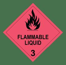 Compliant_3 Flammable Liquid
