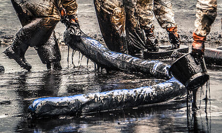 Oil Spillage