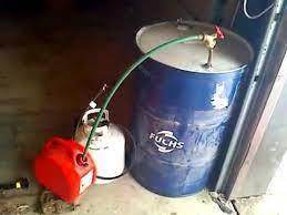 Transfering fuel