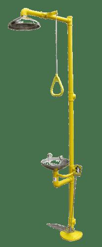 STOREMASTA Combination Shower and Eyewash Unit - PSRSH001