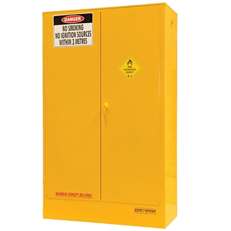 hydrogen peroxide indoor cabinet