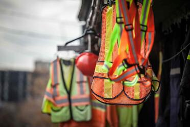 Personal Protective Equipment and Flammable Liquids storage