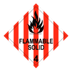 Class 4.1 – Flammable Solids