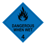 Compliant_4 Dangerous When Wet