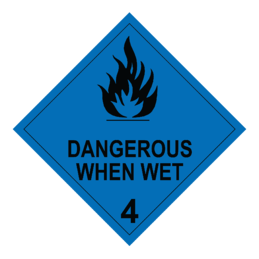 Compliant_4 Dangerous When Wet