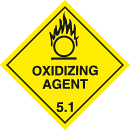 Oxidising - Agent and Flammable liquids