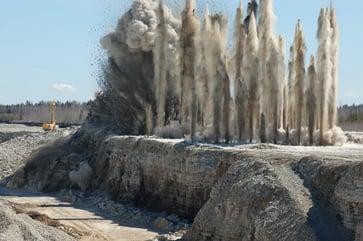 STOREMASTA Blog Image - Dangerous Goods Class 1 Explosives