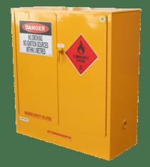 STOREMASTA SC160 Class 3 Flammable Liquids Dangerous Goods Storage Cabinet Indoors (2)