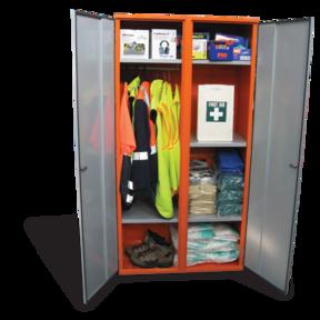 STOREMASTA Small Image SPP1 PPE Storage Cabinet