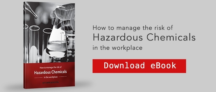 How to manage the risk of hazardous chemicals in the workplace