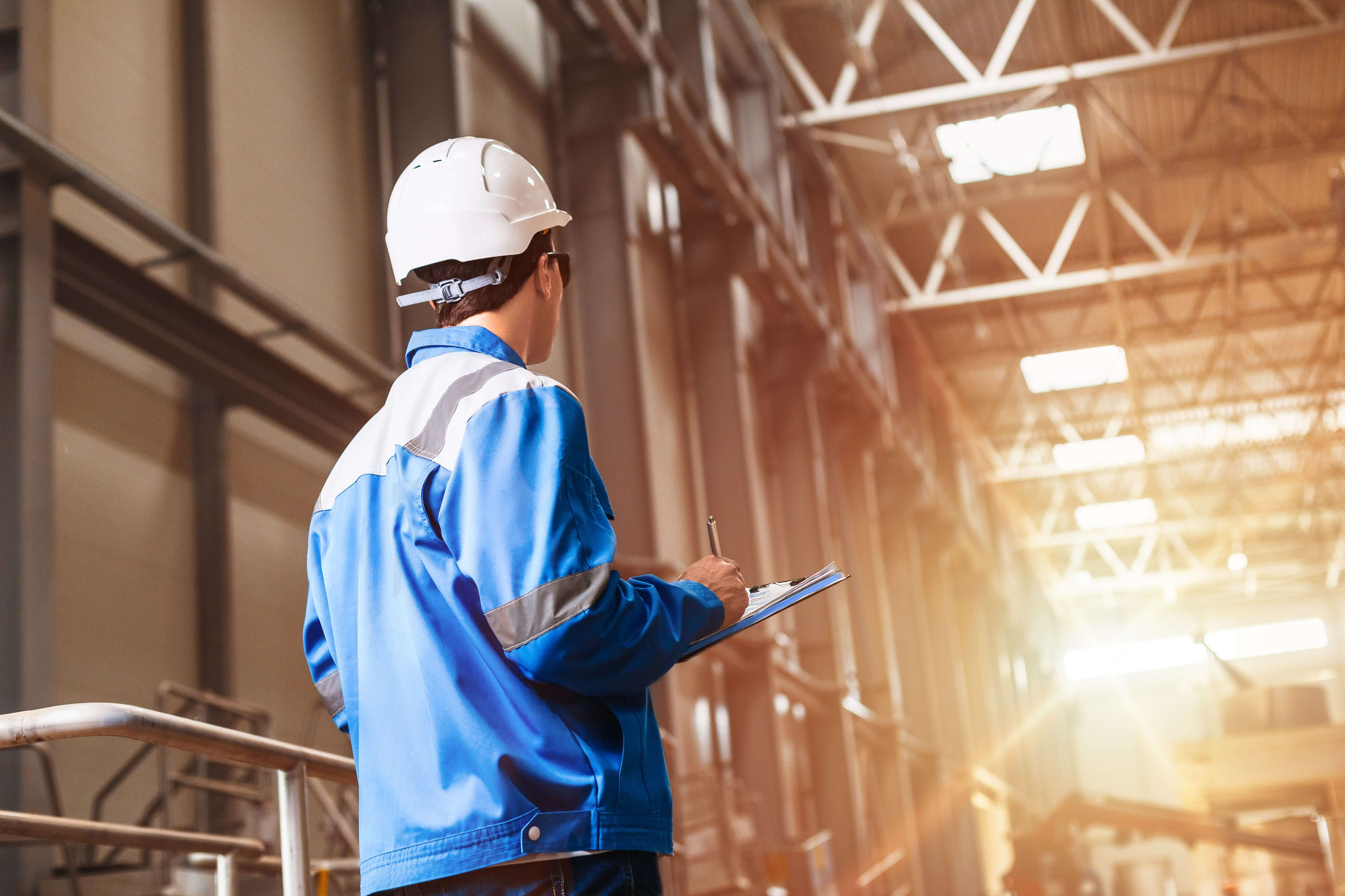 Developing a safe workplace using the STOREMASTA chemical management procedure
