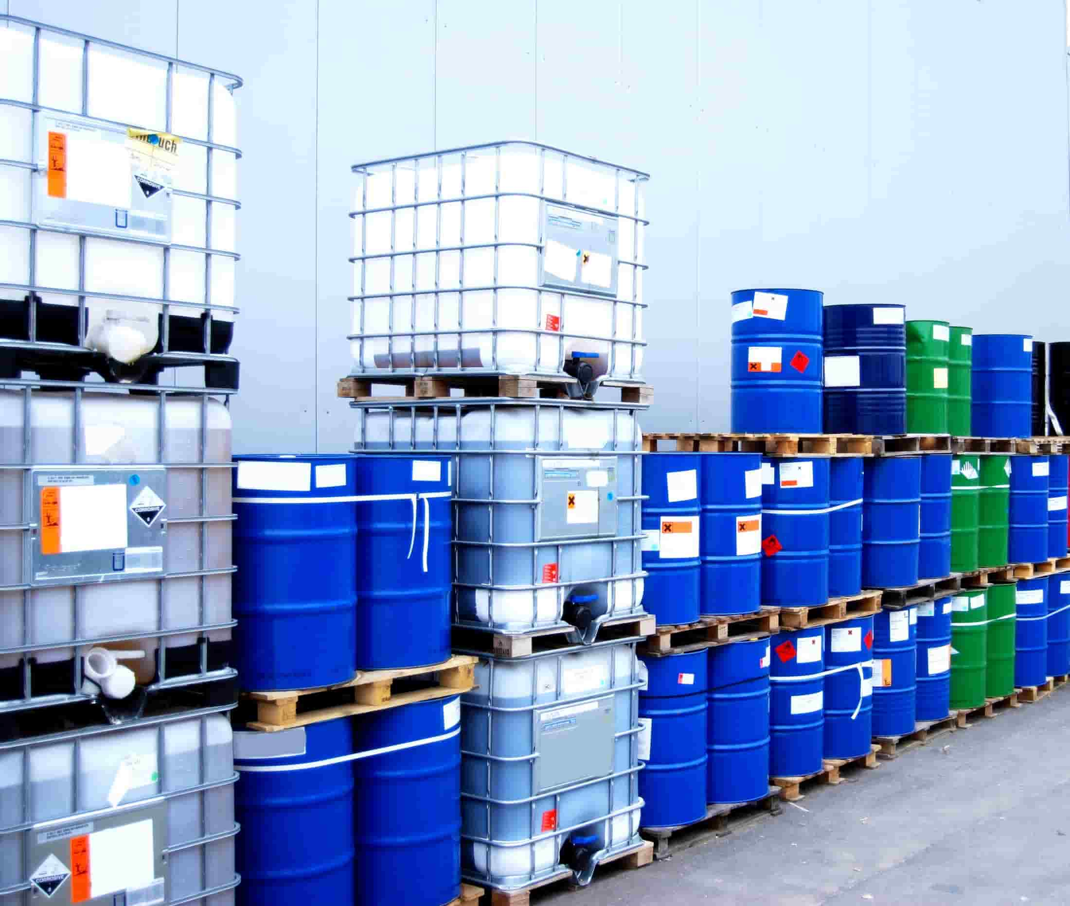 Dangerous Goods Segregation Guide