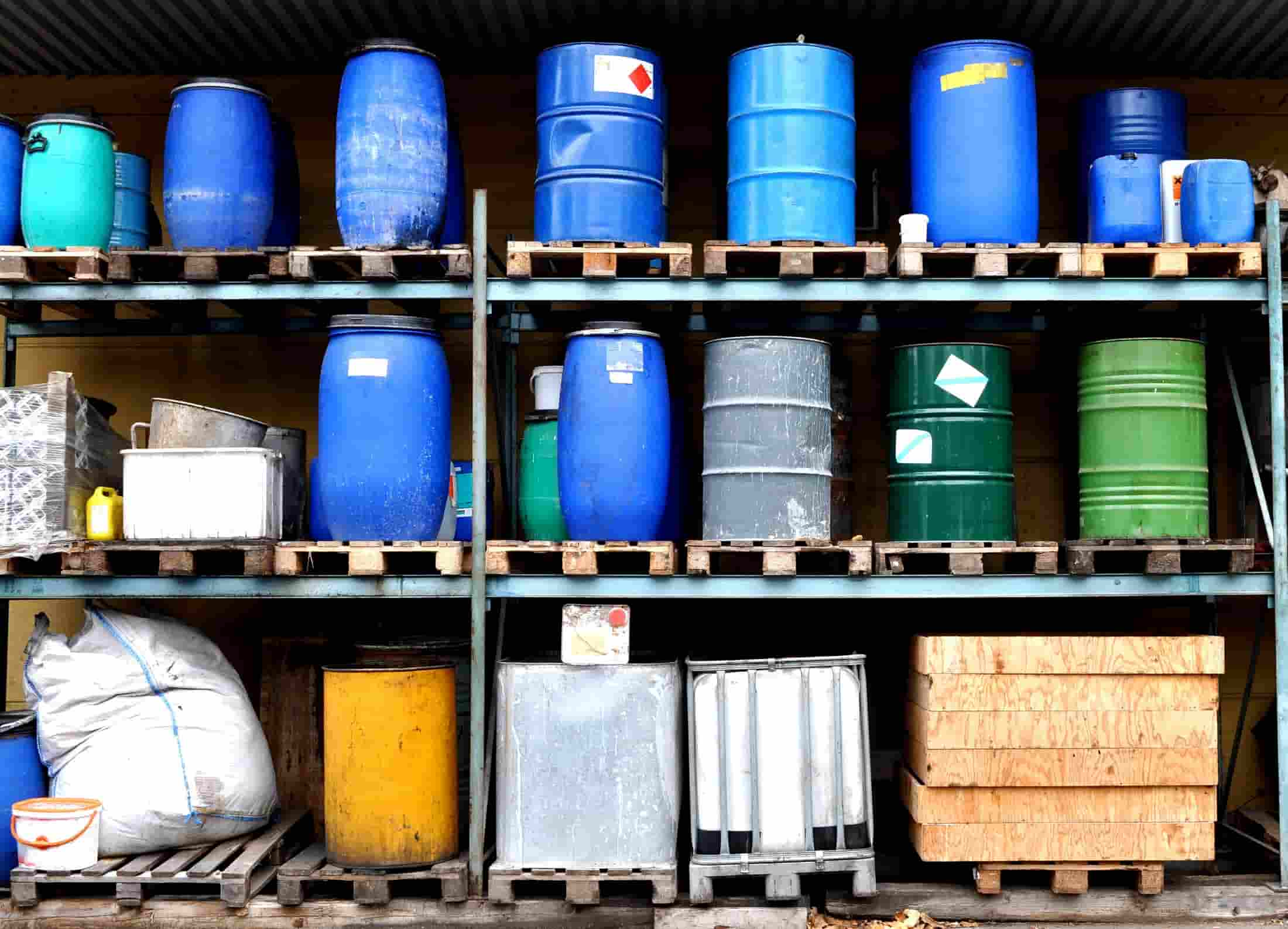 Keeping your HAZCHEM store compliant