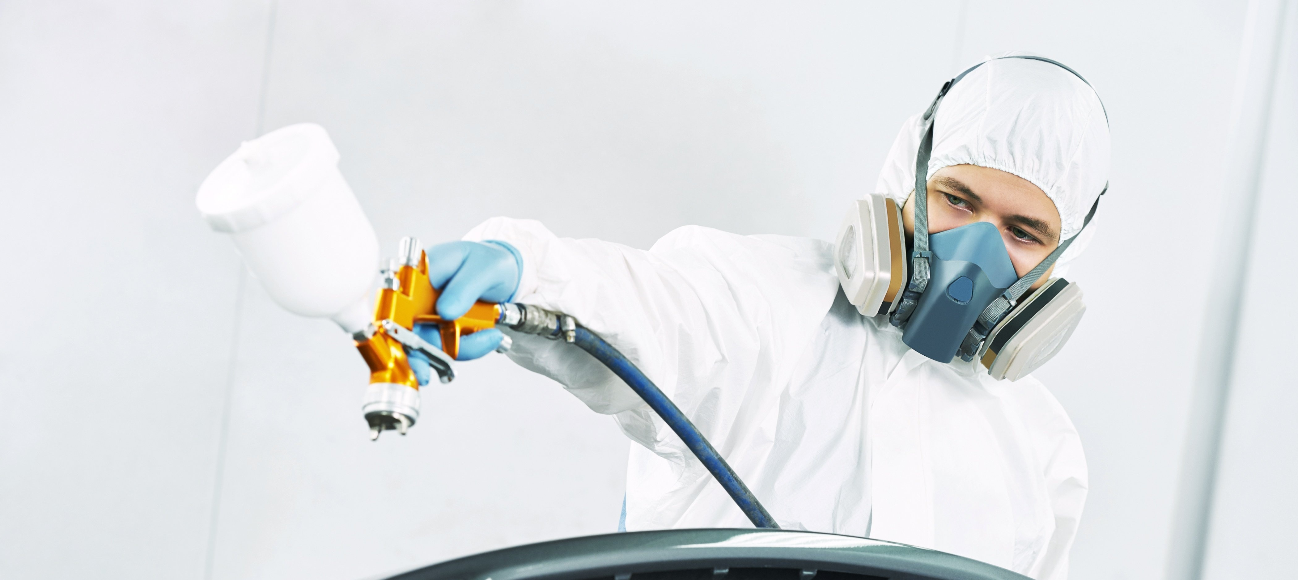Why it's so important to provide correct PPE in the paint & hazardous substances industry