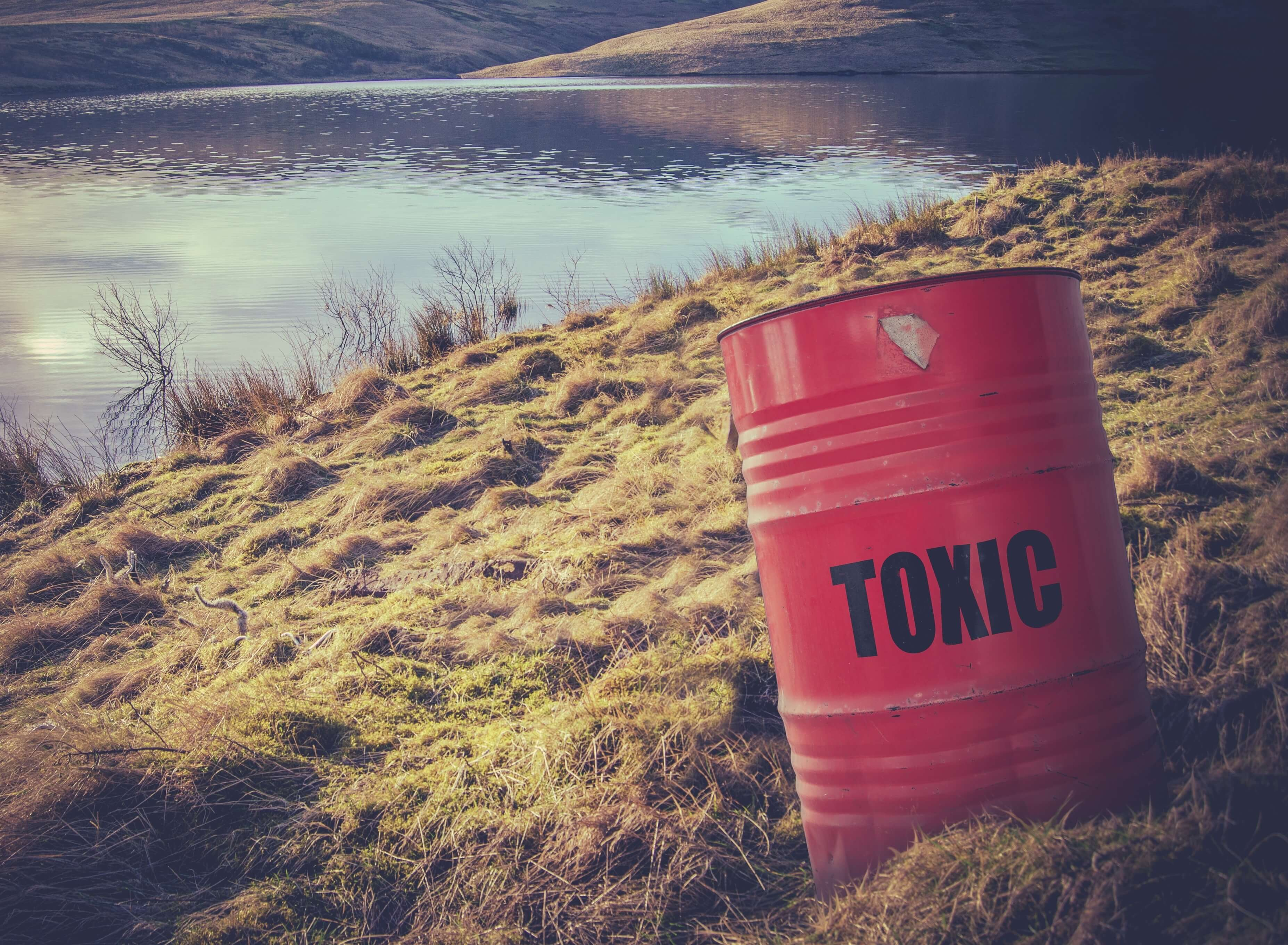 What are toxic substances?
