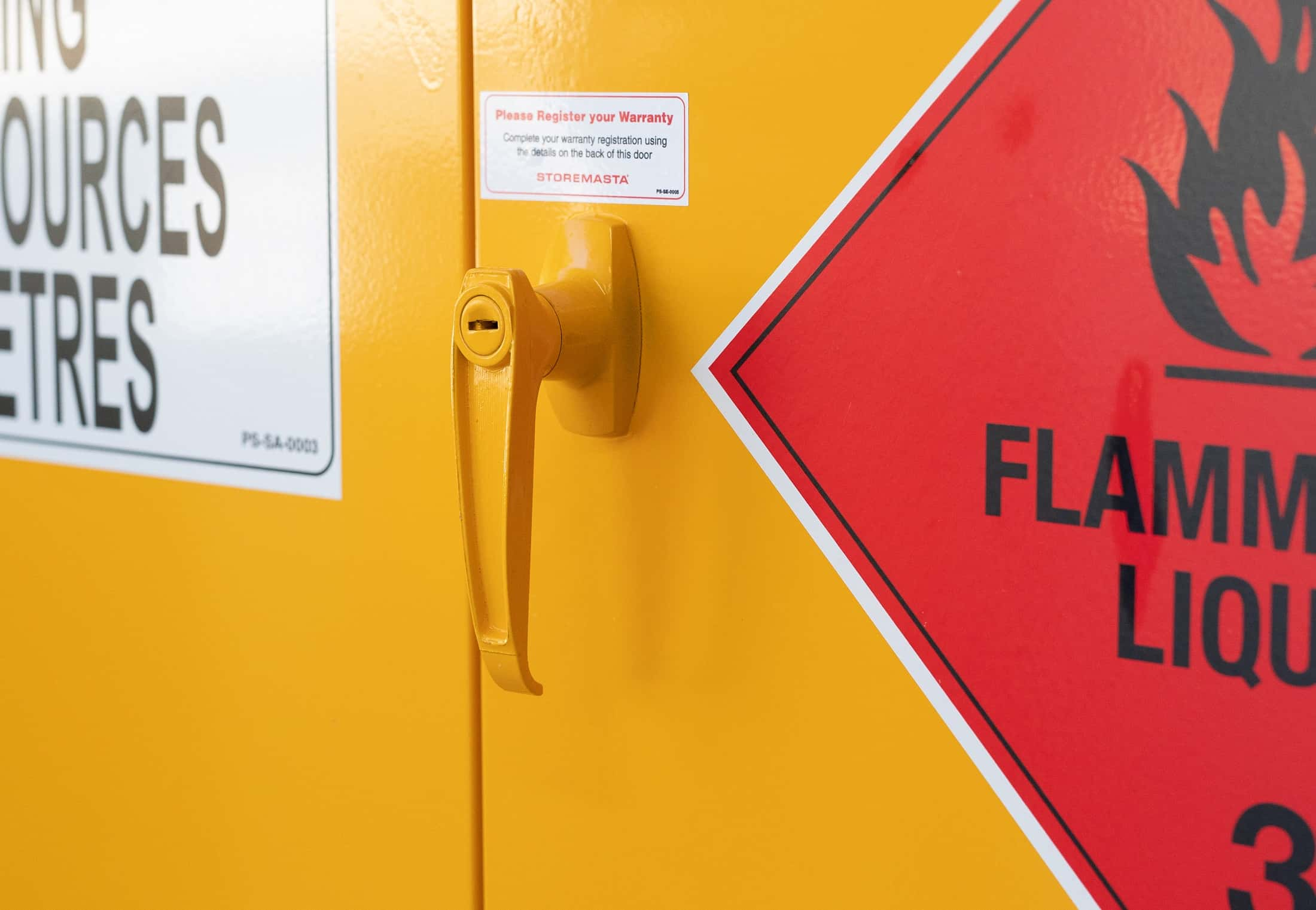 Keeping your indoor flammable liquids cabinets safe, effective, and compliant