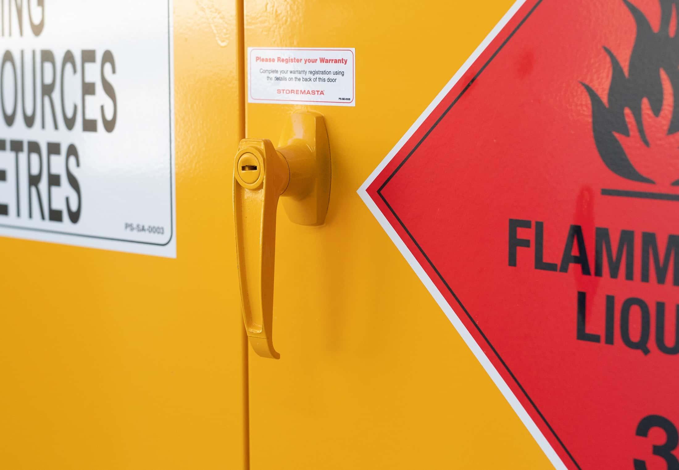 KeepingYour Indoor Flammable Liquids Cabinets Safe, EffectiveandCompliant