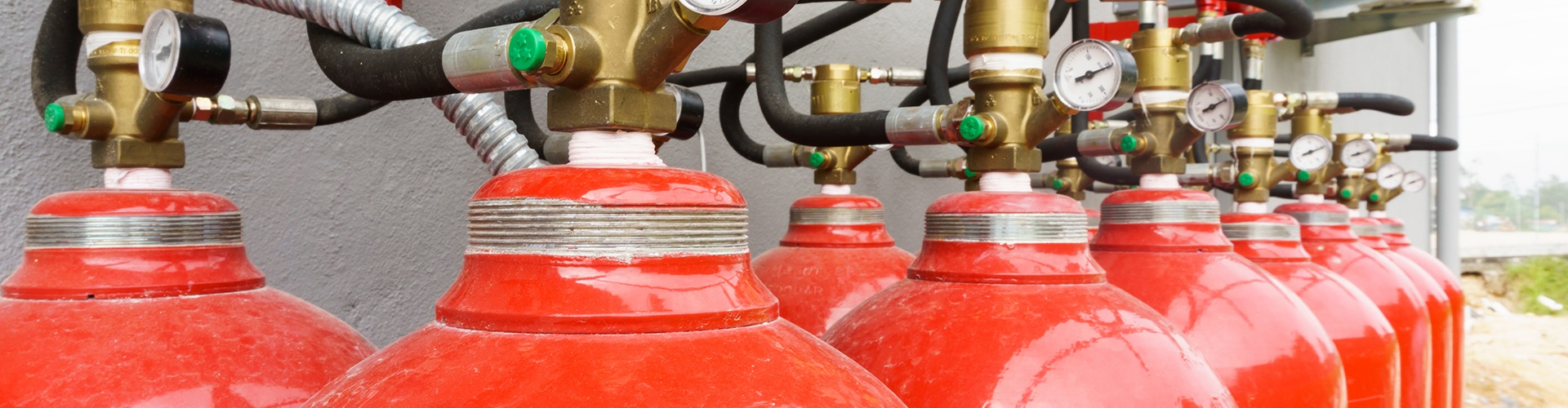 Storing Gas Cylinders Safely Minor Storage Requirements