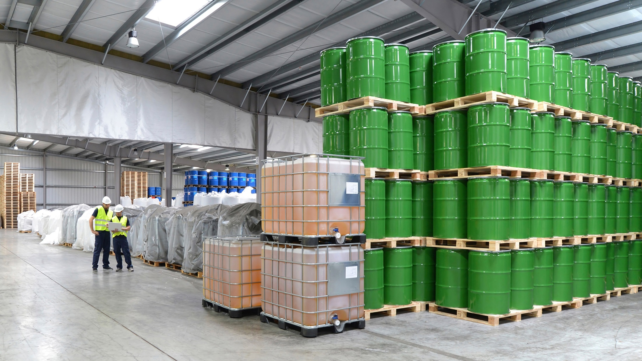 How to identify hazards in your flammable liquids handling and storage areas
