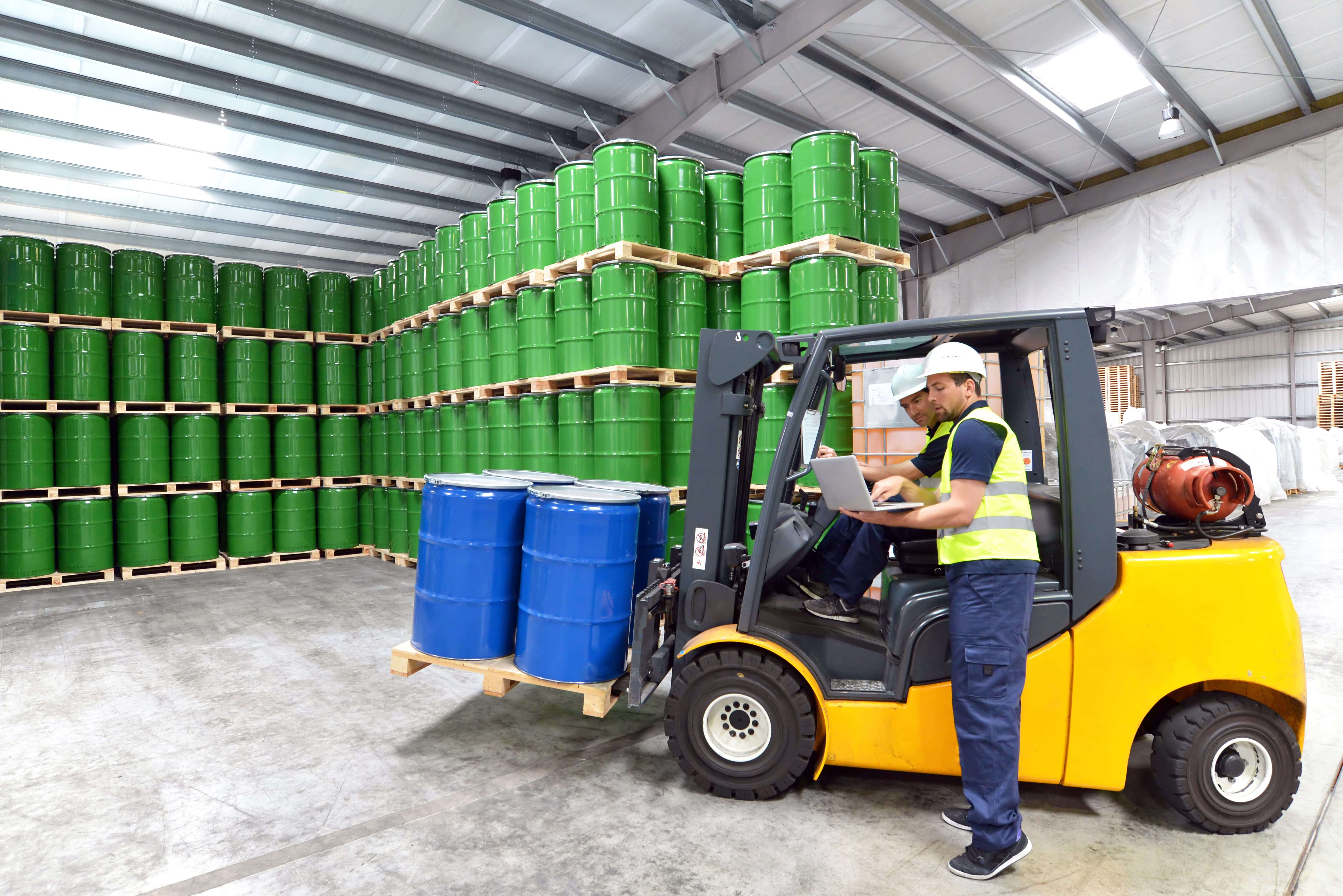 How To Identify Spill Risk When Storing Class 3 Flammable Liquids