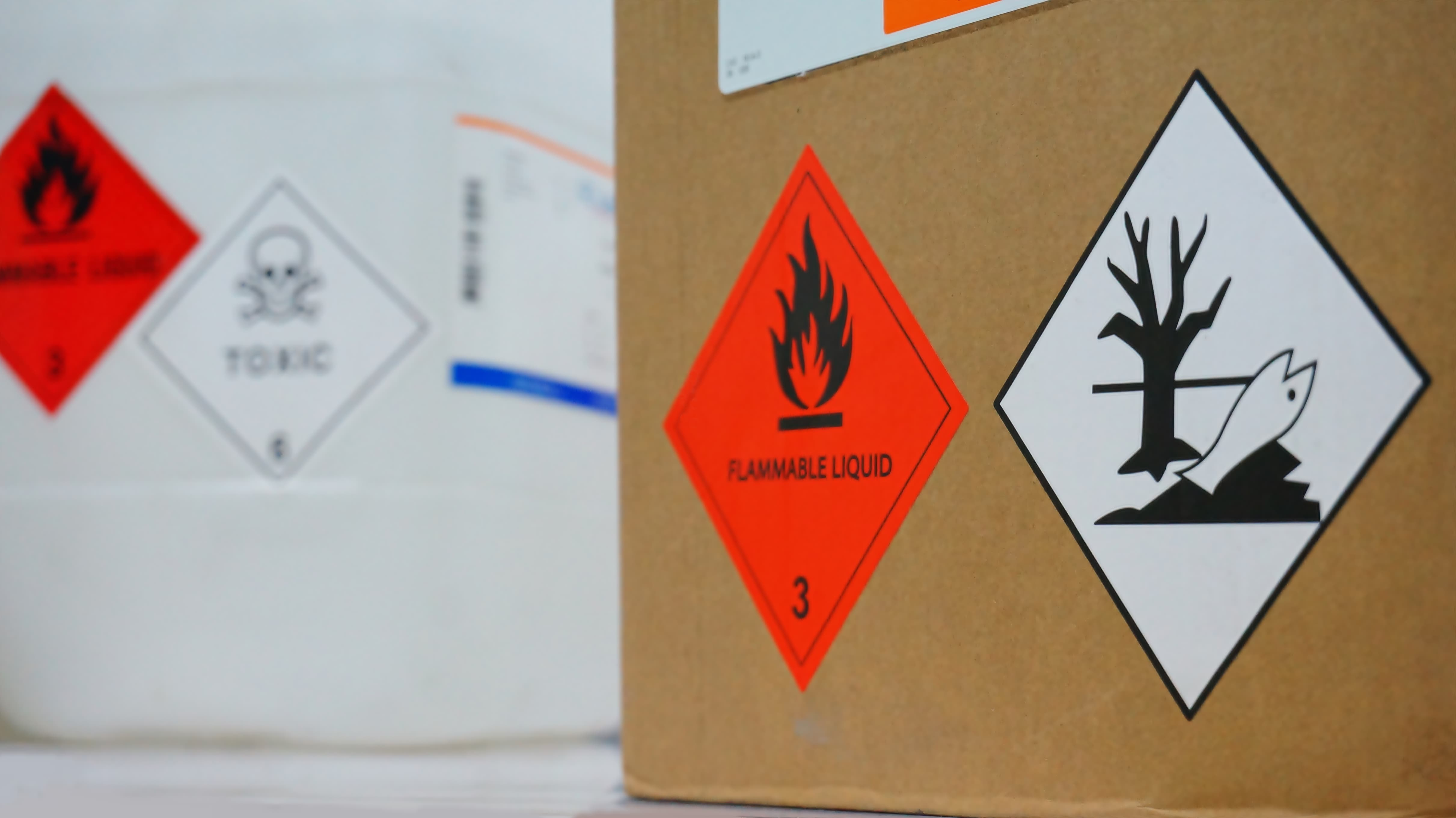 Identifying chemical health hazards from Safety Data Sheets (SDSs)
