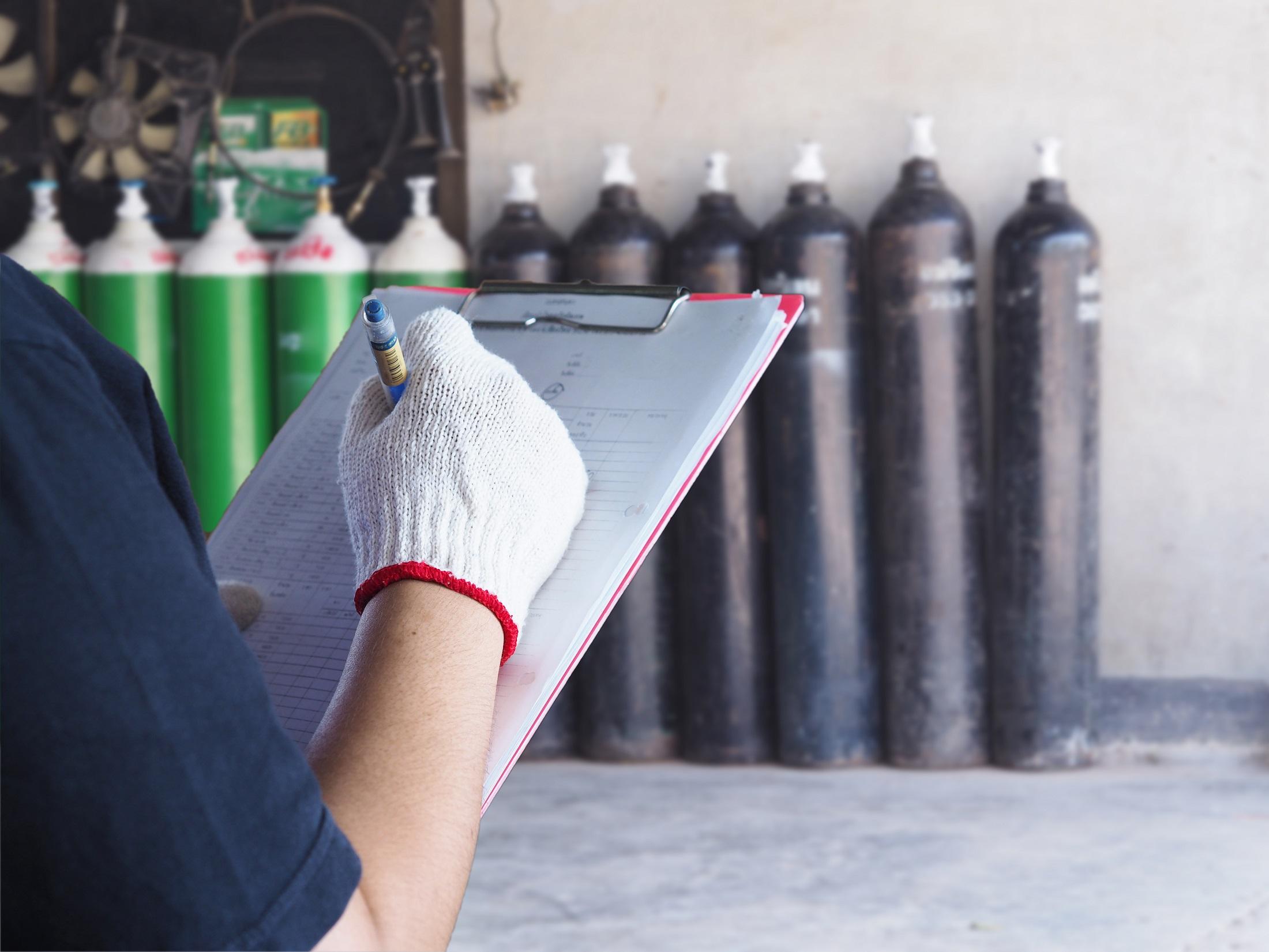 LPG Gas Bottle Location Regulations