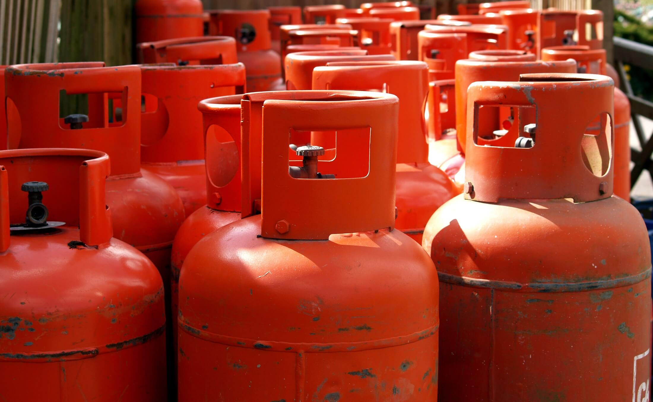 Protecting Gas Cylinders From Fire and Radiant Heat