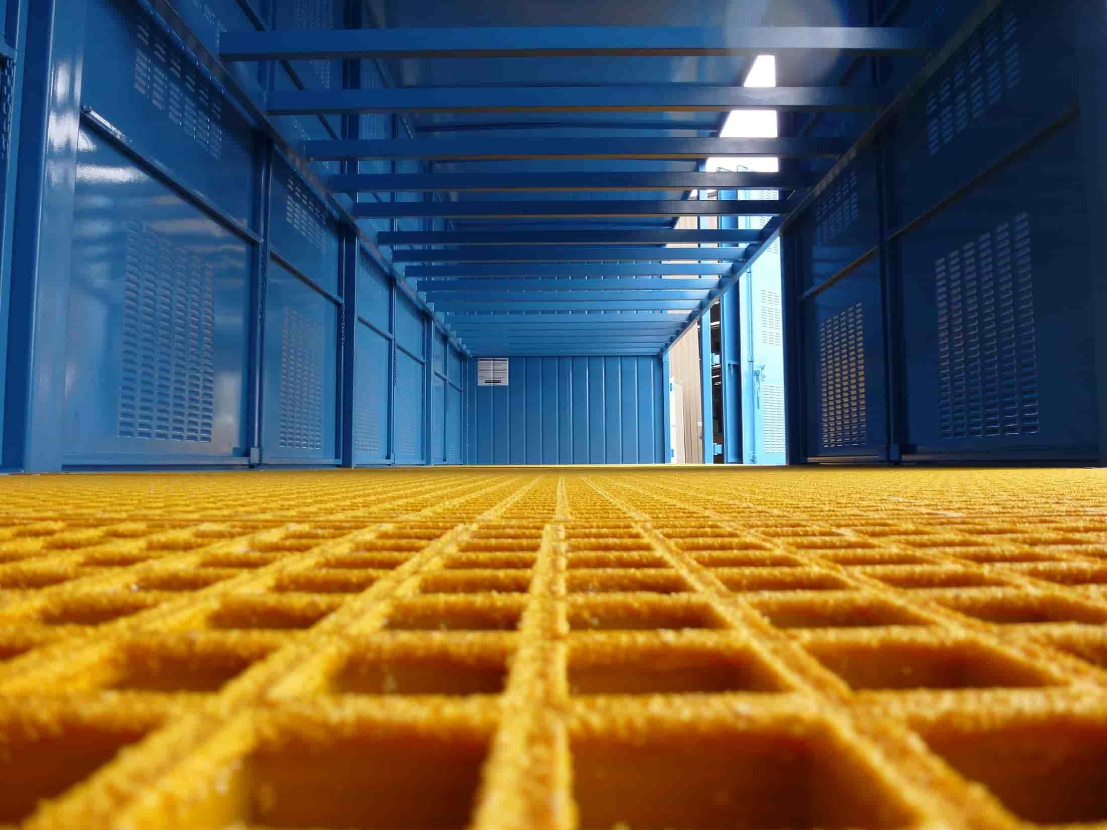 STOREMASTA Relocatable Flooring