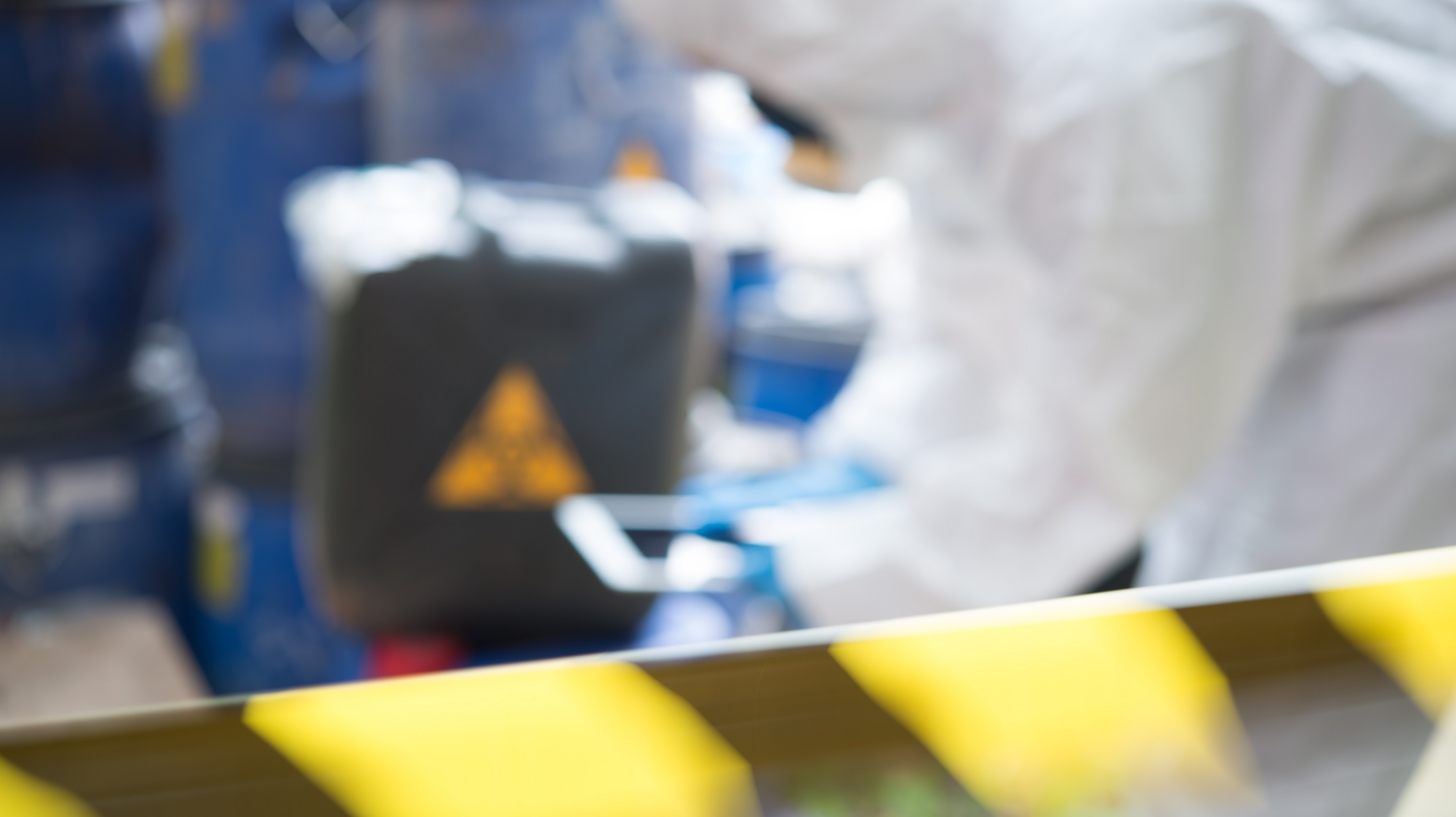 Working with suppliers and contractors to minimise chemical hazards