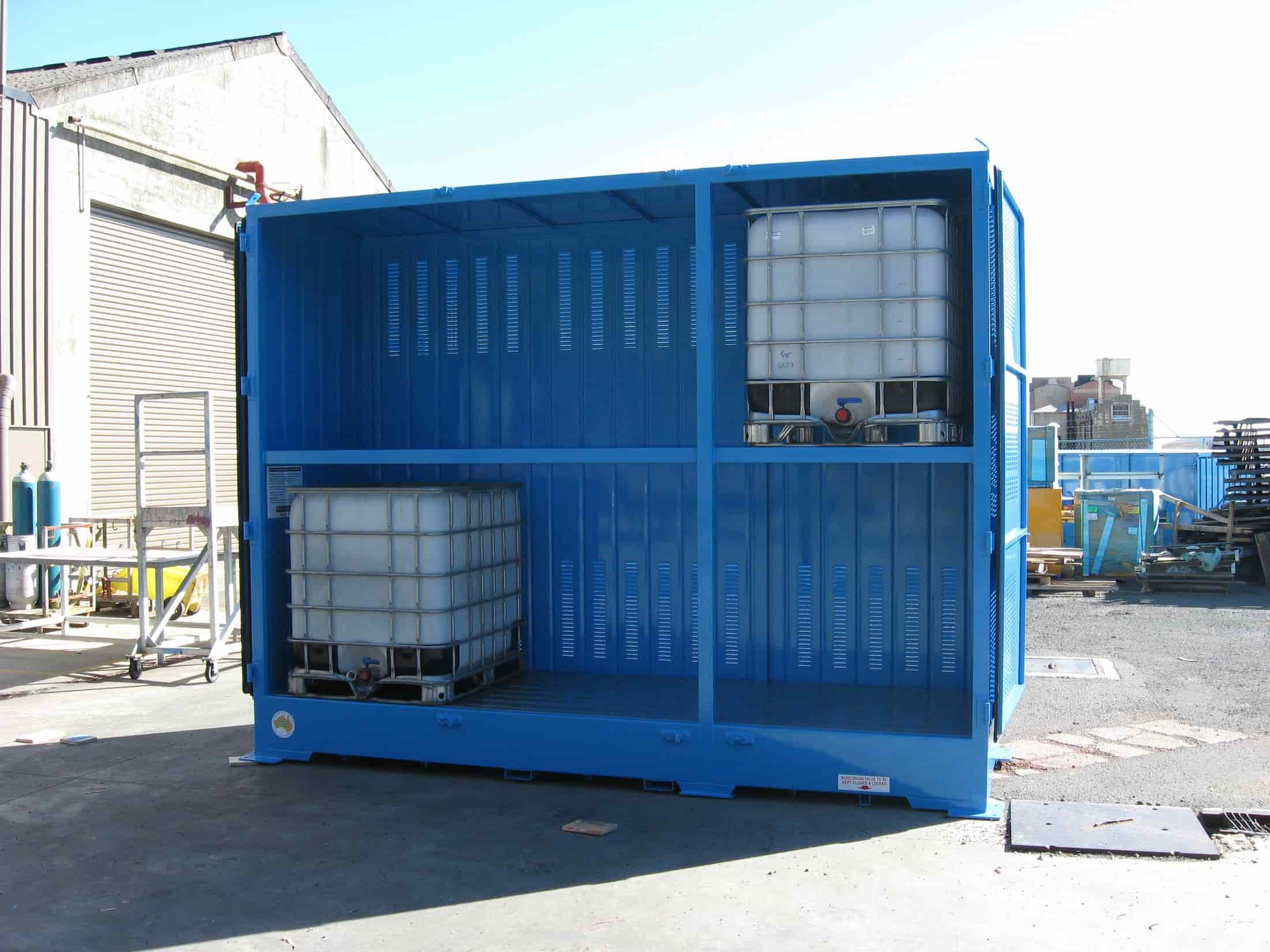 What's the difference between an indoor and outdoor flammable liquids cabinet?